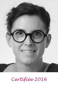 Maud Beautrais, animatrice Co-d'Ève certifiée 2016