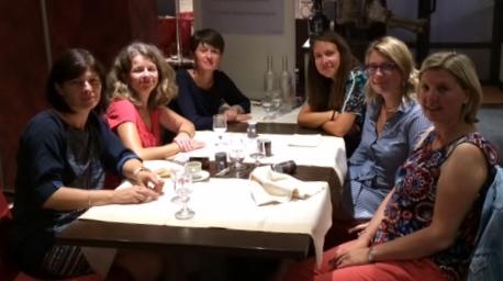 Le groupe de CO-D'EVE de Trélazé en cette rentrée 2016