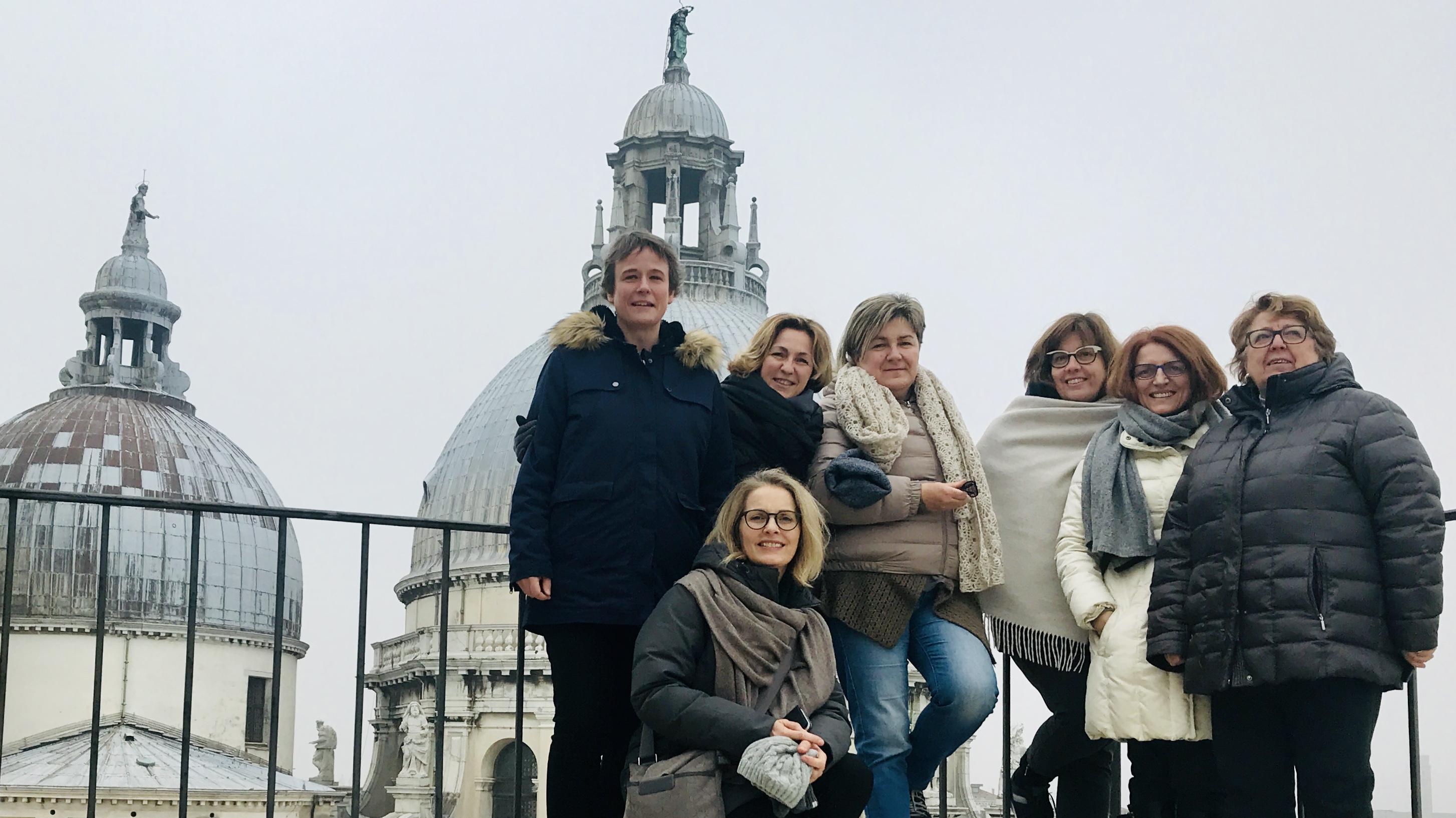 Le premier groupe italien de co-développement féminin à Venise